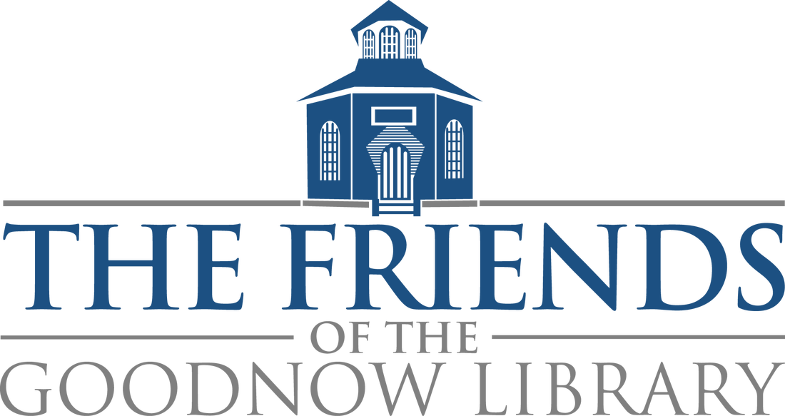 Friends of the Goodnow Library logo